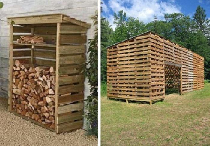 Все думали, зачем соседу столько деревянных поддонов. Но когда увидели, что он из них делает, открыли рты!